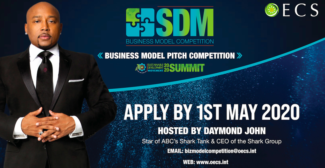 A Shark is Coming to the Caribbean: Daymond John to Host OECS Business Model Competition