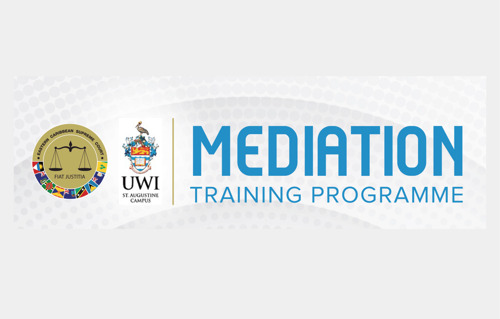 Eastern Caribbean Supreme Court and UWI Launch Mediation Training Programme