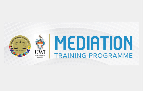 Preview: Eastern Caribbean Supreme Court and UWI Launch Mediation Training Programme
