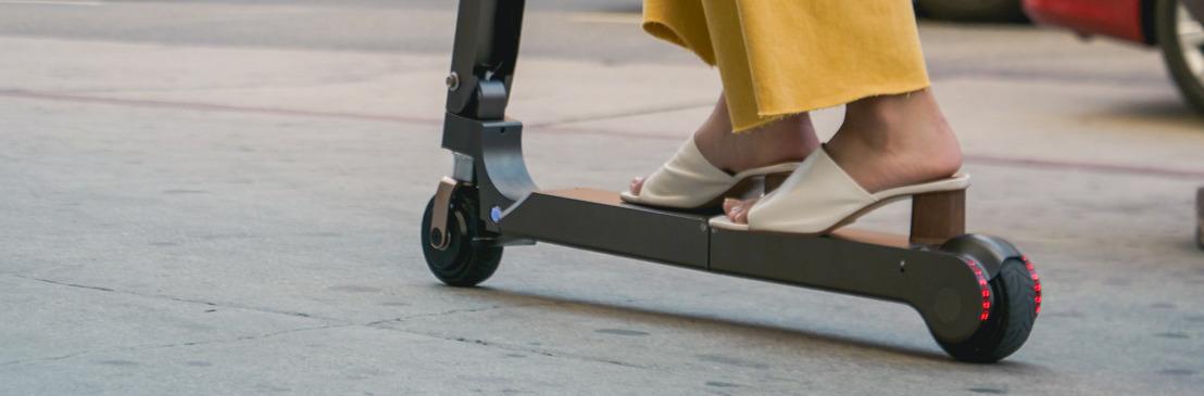 Hyundai Motor Group enthüllt Elektro-Scooter mit bis zu 20 km Reichweite