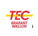TEC Brabant Wallon espace presse Logo