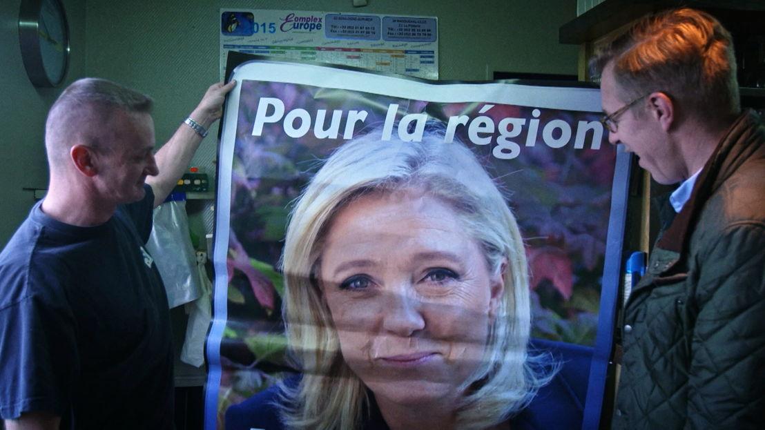Op zoek naar Frankrijk Afl 3 : Extreem rechts voor iedereen - (c) VPRO