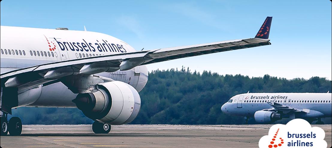 Brussels Airlines termine une année 2016 difficile avec un bénéfice