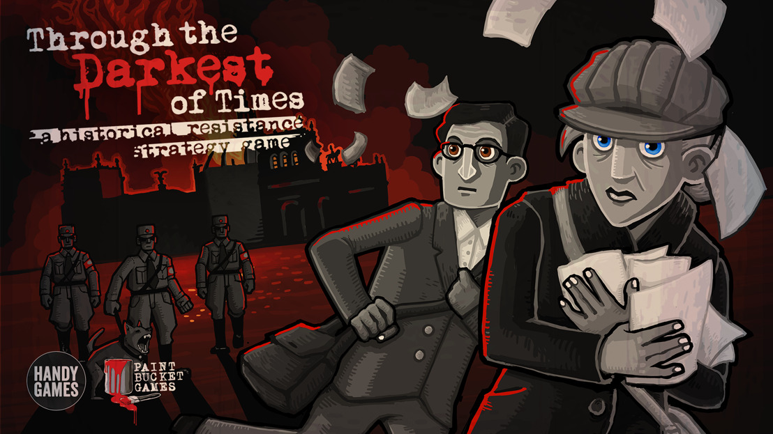 """Award-winning game """"Through The Darkest Of Times"""" now as boxed version"""