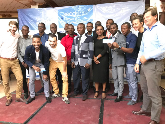 Preview: Seedstars Kinshasa: 4 startups selected to represent the Democratic Republic of Congo at the Africa Regional Summit