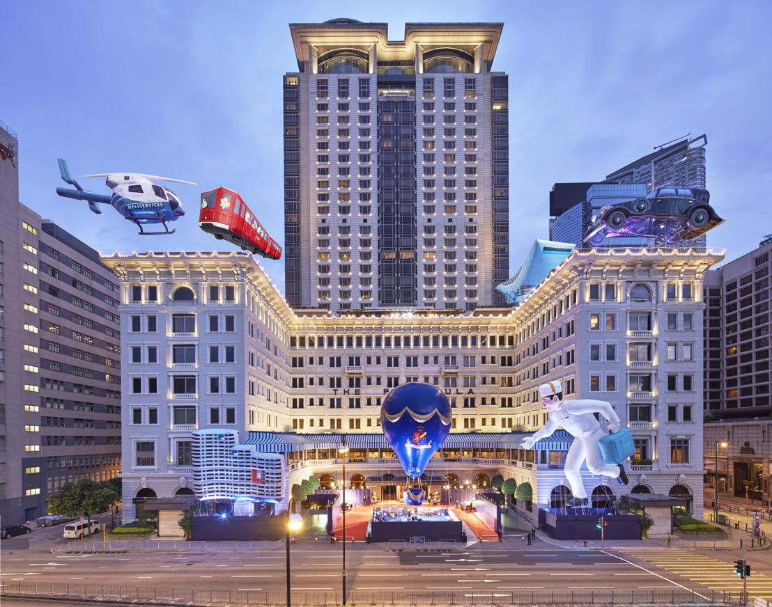 THE HONGKONG AND SHANGHAI HOTELS, LIMITED CELEBRA SU 150 ANIVERSARIO CON UNA SERIE DE EVENTOS E INICIATIVAS ESPECTACULARES