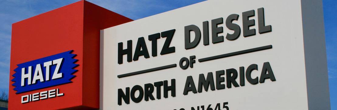 Hatz Diesel of America ändert seinen Namen