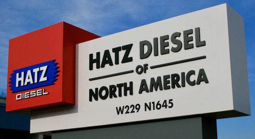 Preview: Hatz Diesel of America changes name