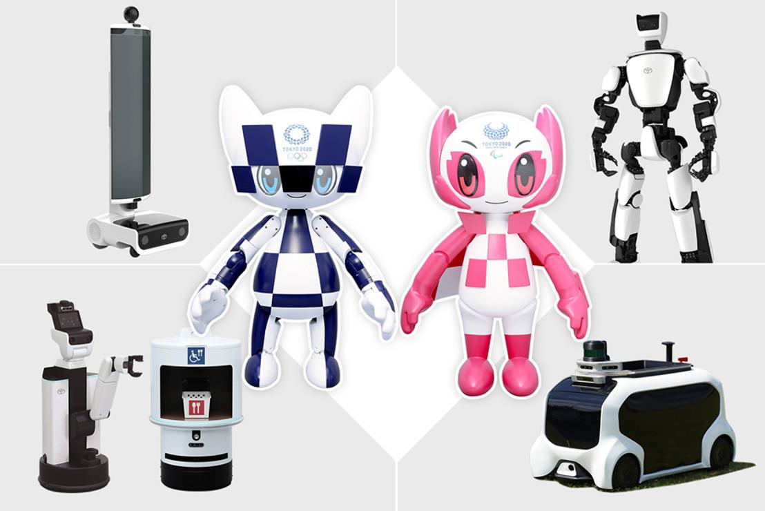 Les robots de Toyota aident les passionnés à concrétiser leur rêve d'assister aux Jeux Olympiques et Paralympiques de Tokyo en 2020