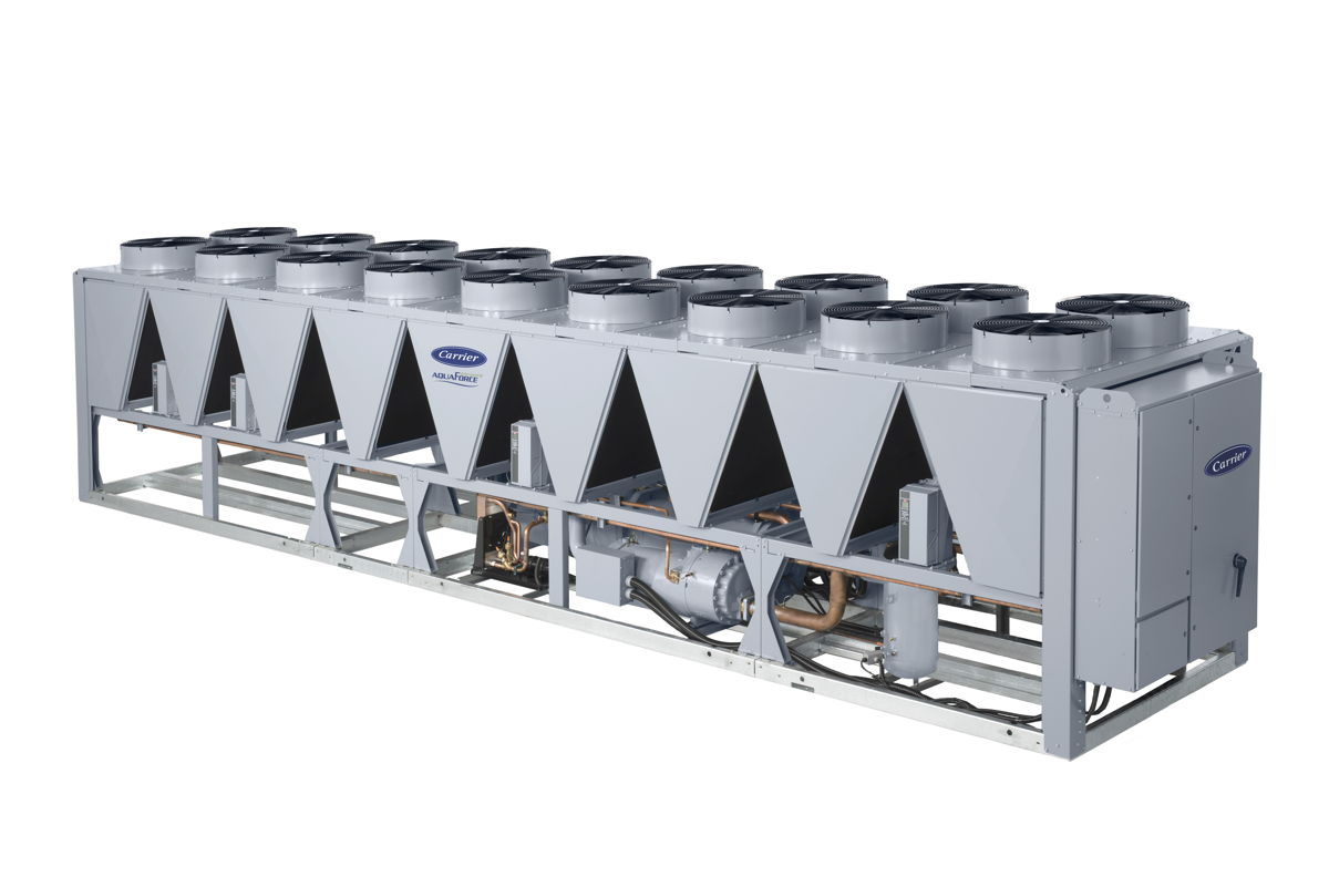30XV Air-Cooled Variable Speed Screw Chiller