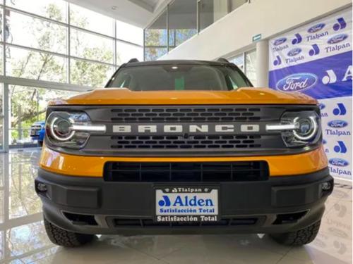 La búsqueda de la Ford Bronco se dispara 205% en Mercado Libre en su regreso a México