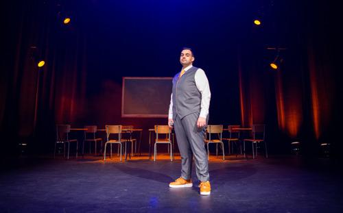 Kamal Kharmach komt terug met nieuwe eindejaarsconference