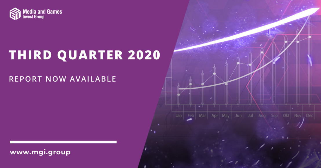 Media and Games Invest; strong nine-month figures already exceed the full year 2019 – adjusted EBIT grows by 150%