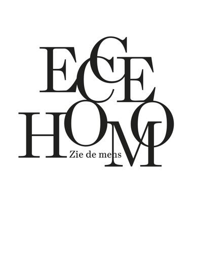 'ECCE HOMO. Zie de mens' in Museum Mayer van den Bergh