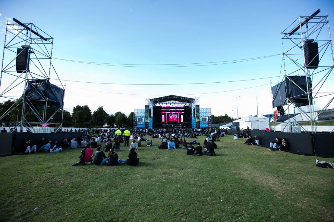 Iluminación Jaime Dussan seleccionó altavoces de arreglo lineal ShowMatch DeltaQ de Bose Profesional como el sistema de sonido principal del escenario Lago en la más reciente edición del festival musical Rock al Parque. Sus socios comerciales, P.A. Sound Colombia, se encargaron de la operación del equipo.