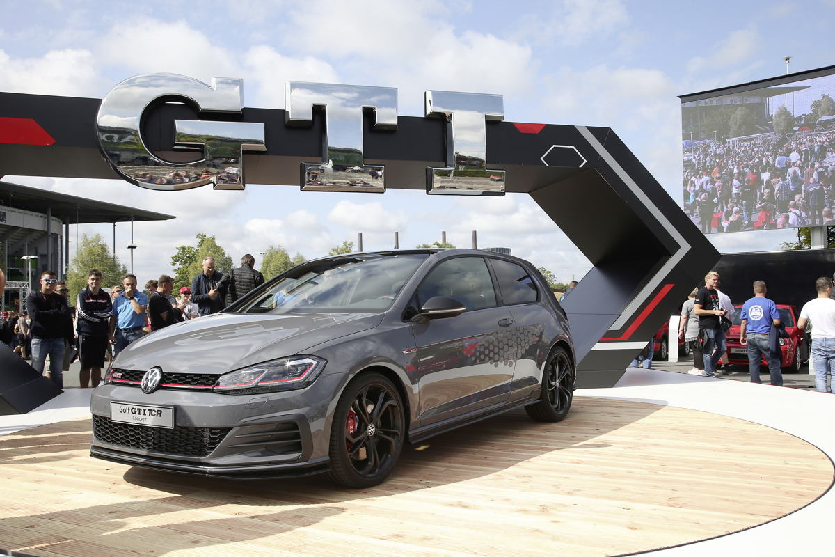 Concepto Golf GTI TCR