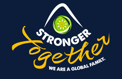 OECS Commission Stronger Together Campaign: We are a Global Family Continues