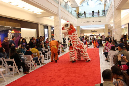 Lenox Square hosts annual Asian Spring Fest, March 9