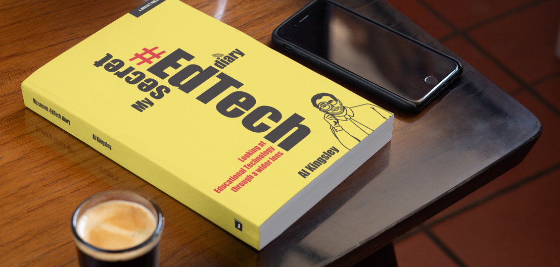 """Al Kingsley Book """"My Secret #EdTech Diary"""" Releases Globally on July 14, Gives an Insider's View of Education Technology Historically and for the Post-Pandemic Future"""