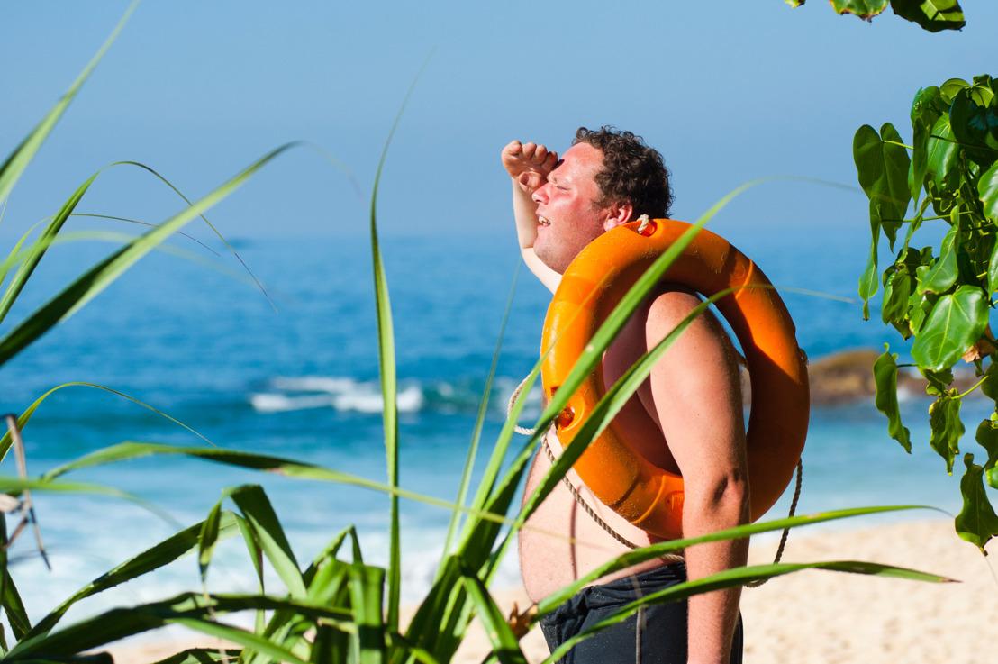 S.O.S. solliciteren bij tropische temperaturen