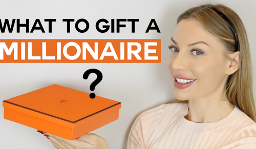 Preview: WHAT TO GIFT A MILLIONAIRE?