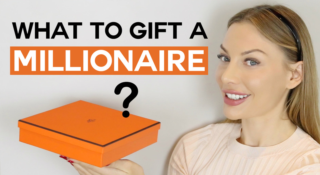 WHAT TO GIFT A MILLIONAIRE?