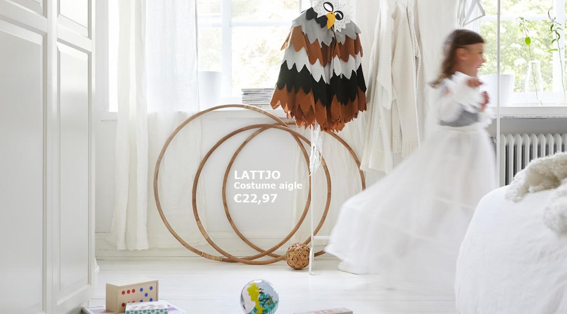 Cette année, IKEA a plein d'idées de cadeaux originaux pour saint Nicolas