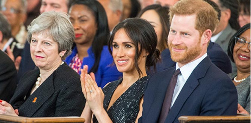 A Look Into the Details of the Royal Wedding