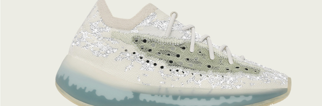 adidas + KANYE WEST anuncian la llegada de YEEZY BOOST 380 ALIEN BLUE RF