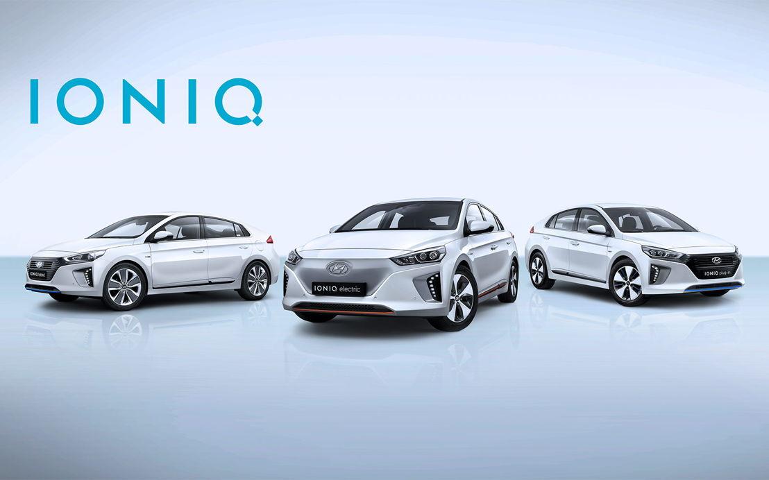 Hyundai IONIQ Line-up