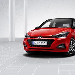 La nouvelle Hyundai i20 : plus intelligente, plus sûre et redessinée
