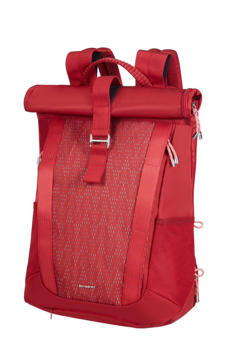 """2WM Lady Roll Top Backpack 15.6"""""""
