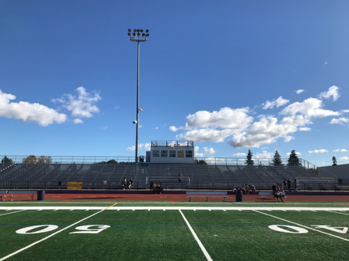 Amador Valley High School Stadium Turns On with Powersoft