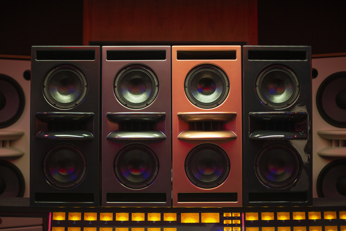 Symphonic Acoustics Debuts 2X8V Ultra High-End Studio Monitors