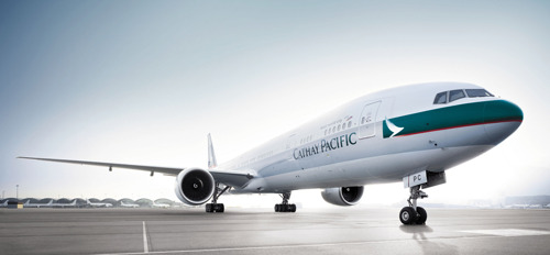 Cathay Pacific releases combined traffic figures for January 2017