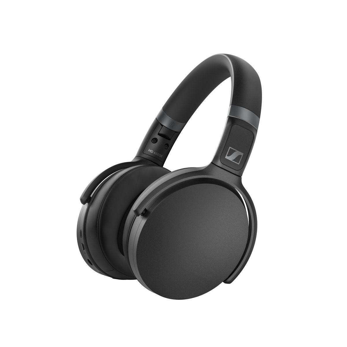 Sennheisers HD 450SE bietet nahtlose Sprachassistenz, inklusive Amazon Alexa