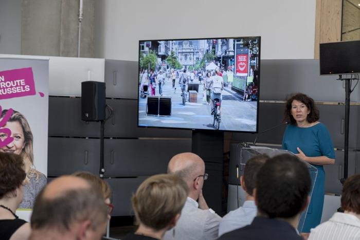Conclusies Brusselse Staten-Generaal Verkeersveiligheid Brussel: