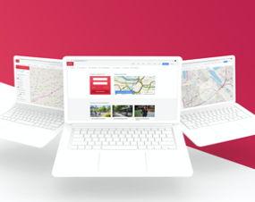 Winner of the Digital Product Award: Smart ways to Antwerp.