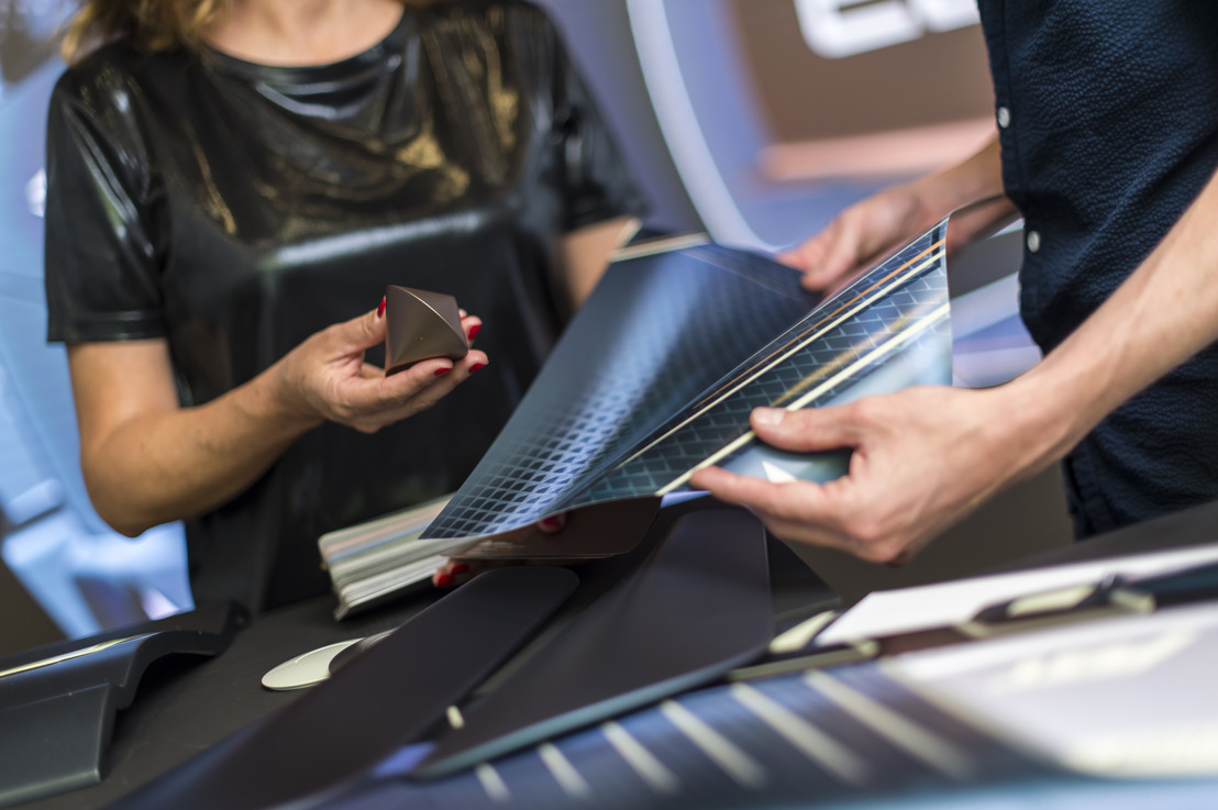CUPRA Tavascan Extreme E Concept: the latest technology emerges...using a pencil