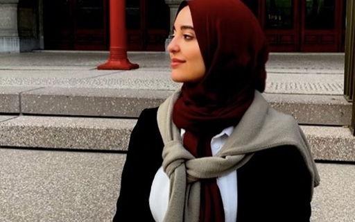 Fatima-Zohra studeerde Arbeids- en Organisatiepsychologie