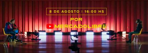 Natalia Lafourcade, Vicentico, Tito de Molotov y Sebastian Yatra se unen a Mercado Libre para cantarle a los héroes de la pandemia