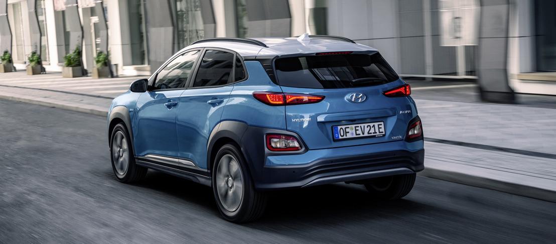 Dossier de presse complet Hyundai Kona EV