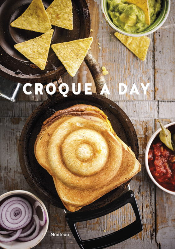 Cover 'Croque a day'