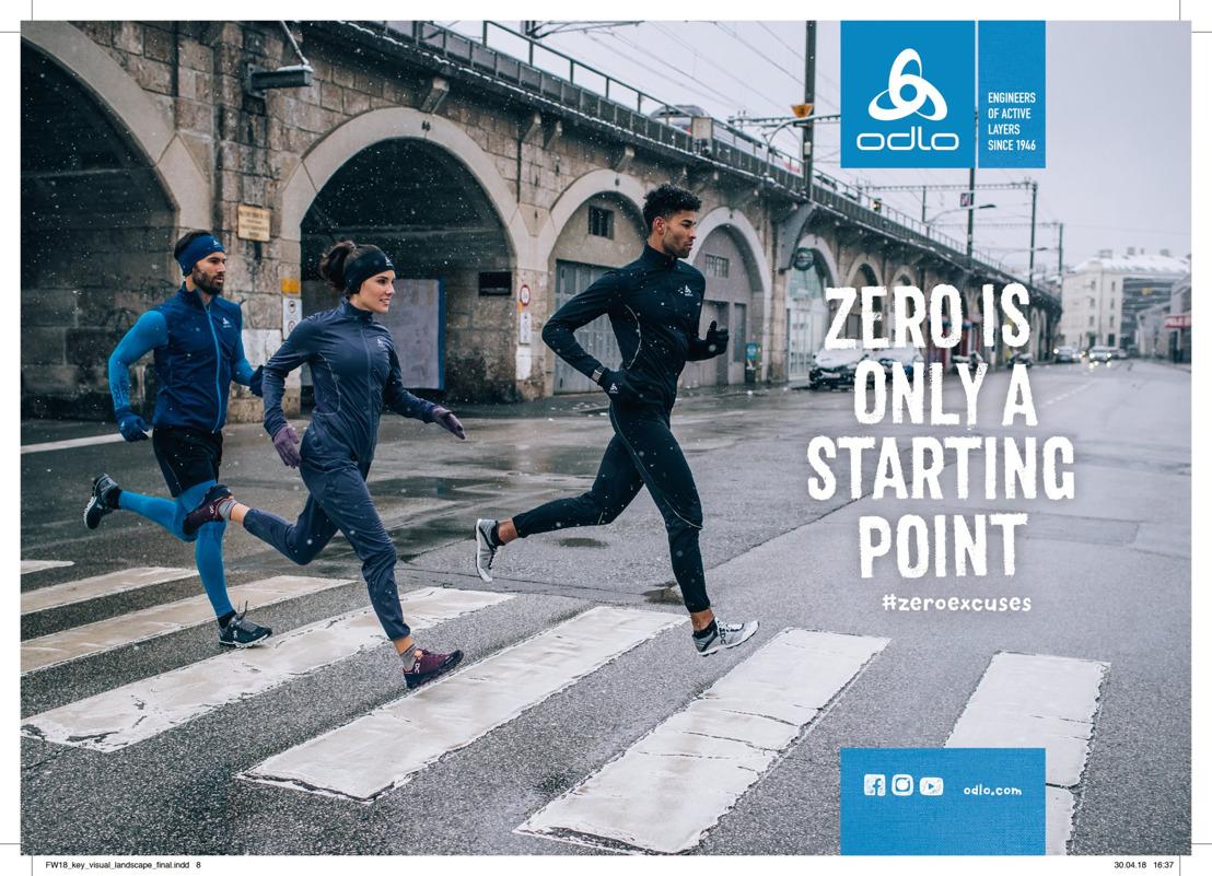 Odlo annonce sa nouvelle collection course à pied