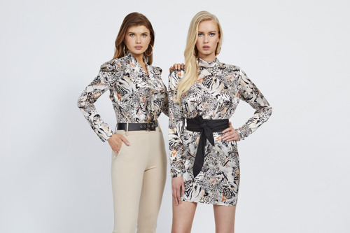 Marciano GUESS Women FW19: Campaign Images