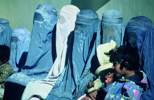 Afghanistan. Van hippiehemel tot terreurhel