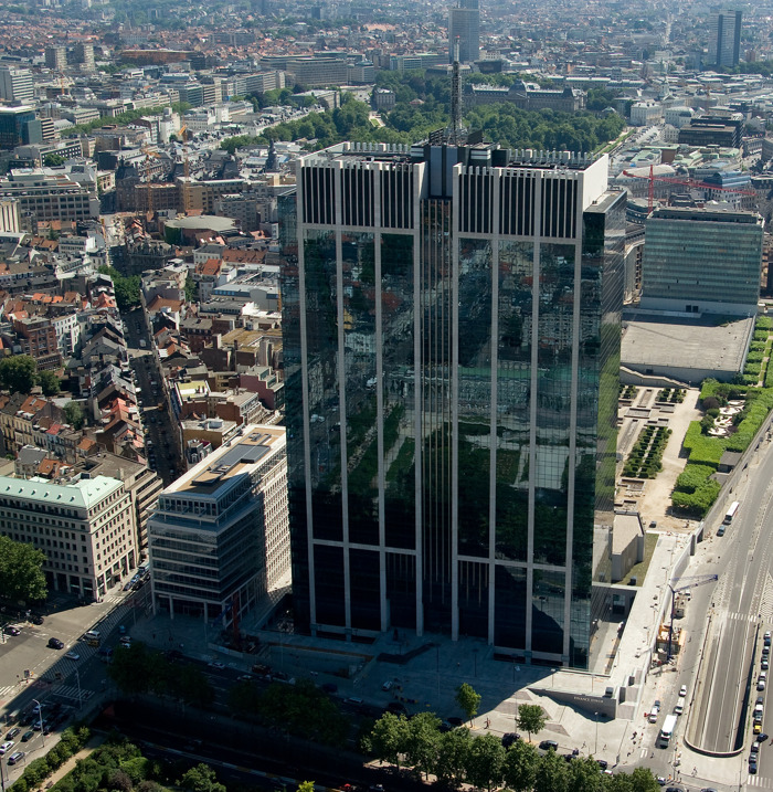 Preview: Breevast and ZBG complete sale of Brussels Finance Tower to Meritz for more than EUR 1.2 billion