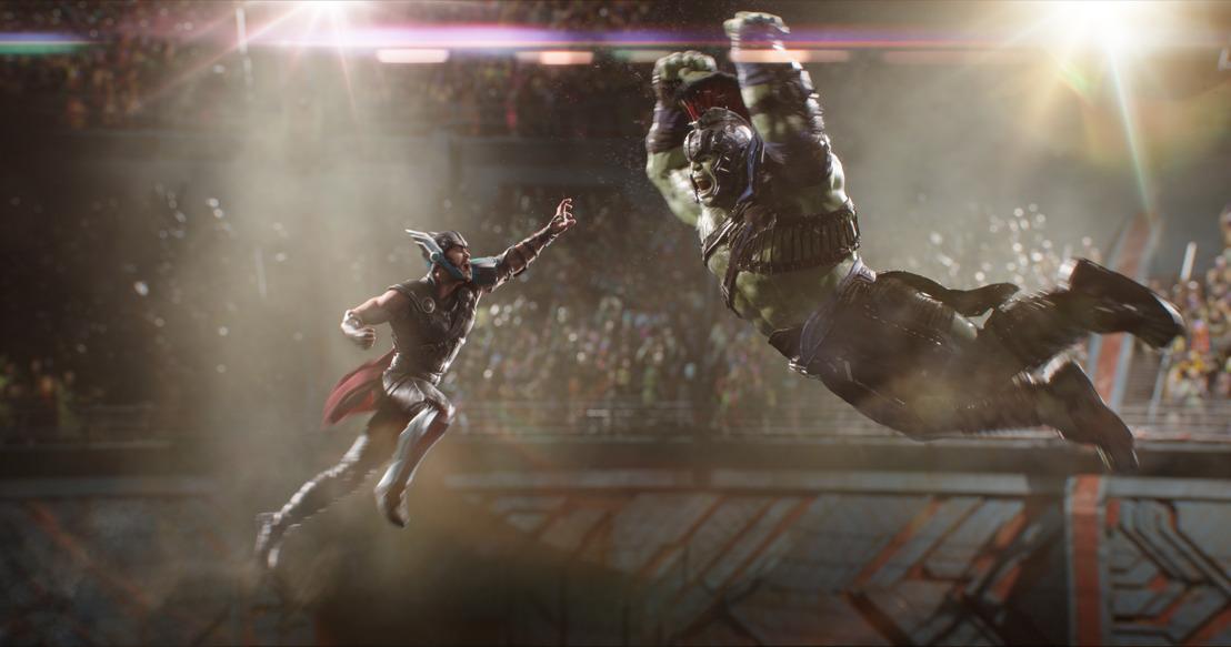 Marvels 'Thor: Ragnarok' in avant-première op FACTS in tijdelijke Kinepolis pop-upcinema
