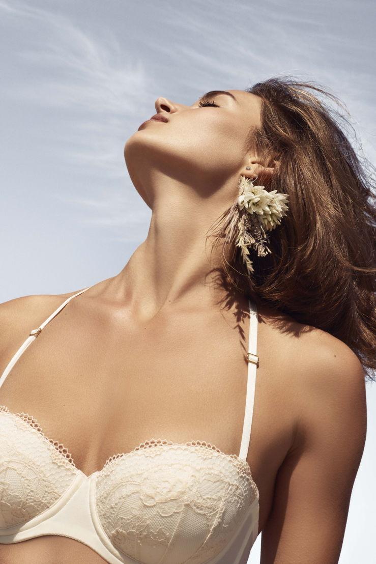 Marie Jo Bella Pearled Ivory