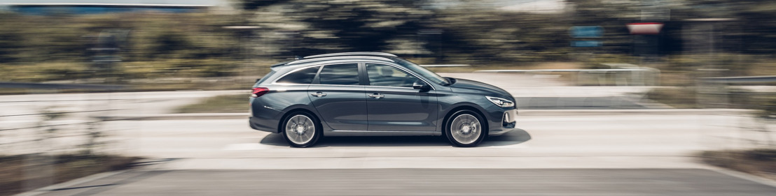 New Hyundai i30 Wagon full presskit